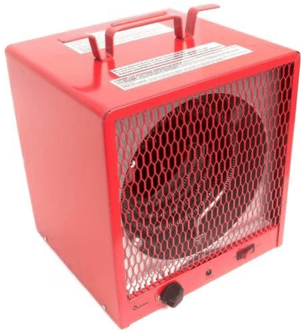 Image of Dr. Infrared Heater Dr-988 Greenhouse Heater - Mulberry Greenhouses