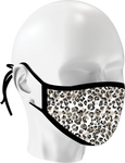 MOVEPRETTY Face Mask Ladies 2-pack | LEOPARD