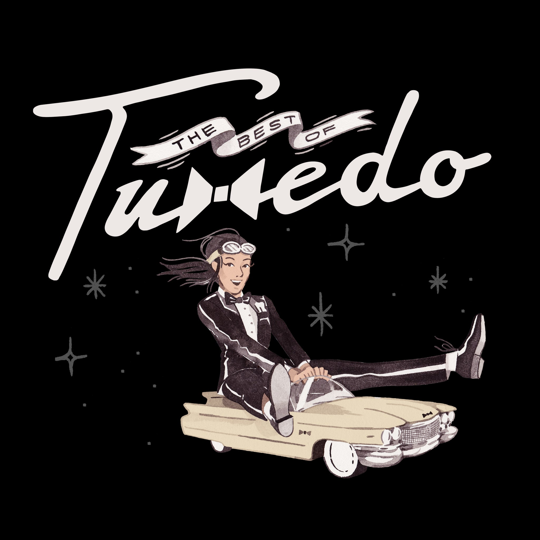 The Best of Tuxedo 2CD Import