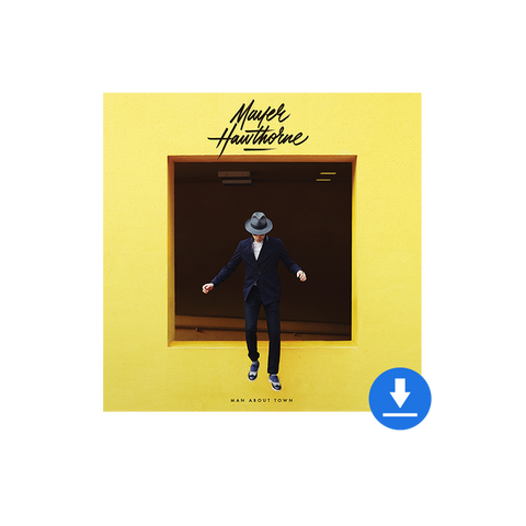 Man About Town Digital Download - Mayer Hawthorne