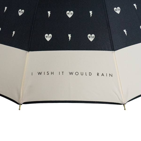 I Wish It Would Rain Umbrella