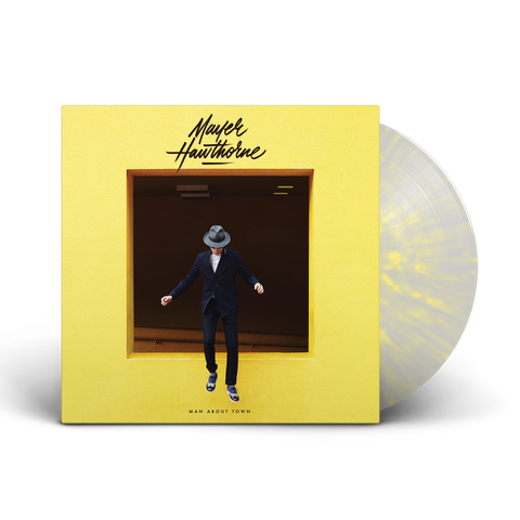 Man About Town Deluxe Vinyl - Mayer Hawthorne