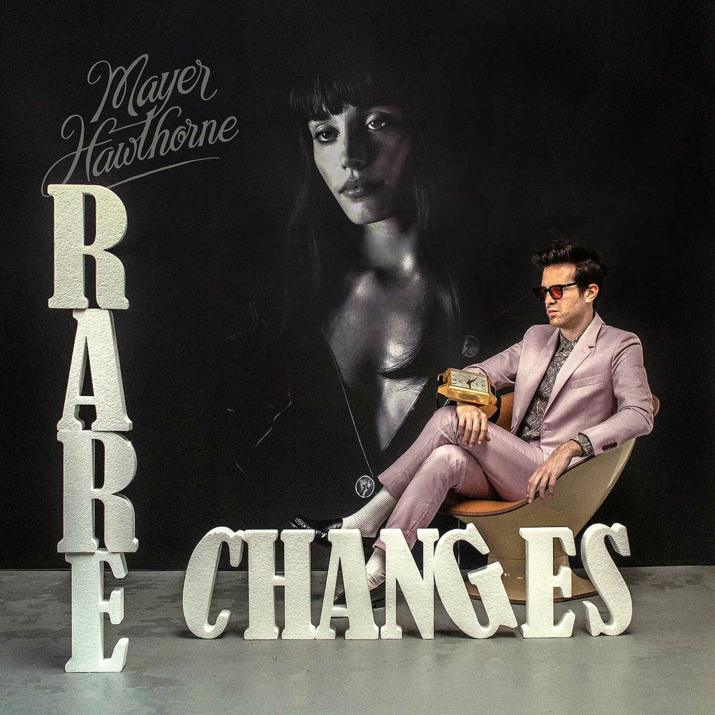 Mayer Hawthorne   Rare Changes