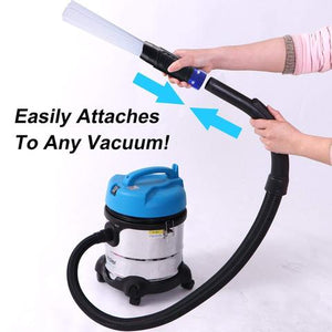 Ontel Dust Daddy | Universal Vacuum Cleaner Attachment