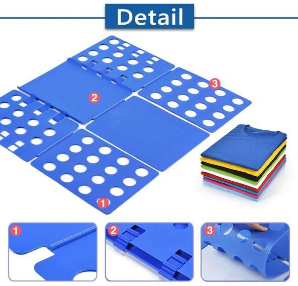 Magic Clothes Folding Board