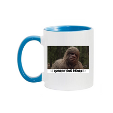 Load image into Gallery viewer, Bigfoot Quarantine Beard Coffee Mug