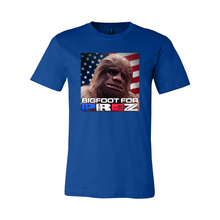 Load image into Gallery viewer, Bigfoot for Prez Tee