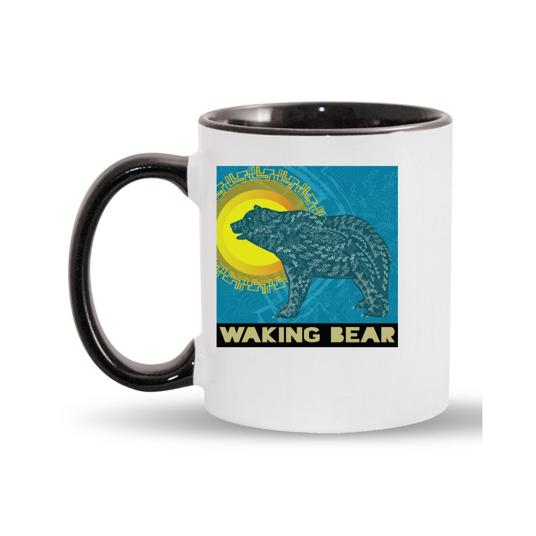 Waking Bears Love Coffee