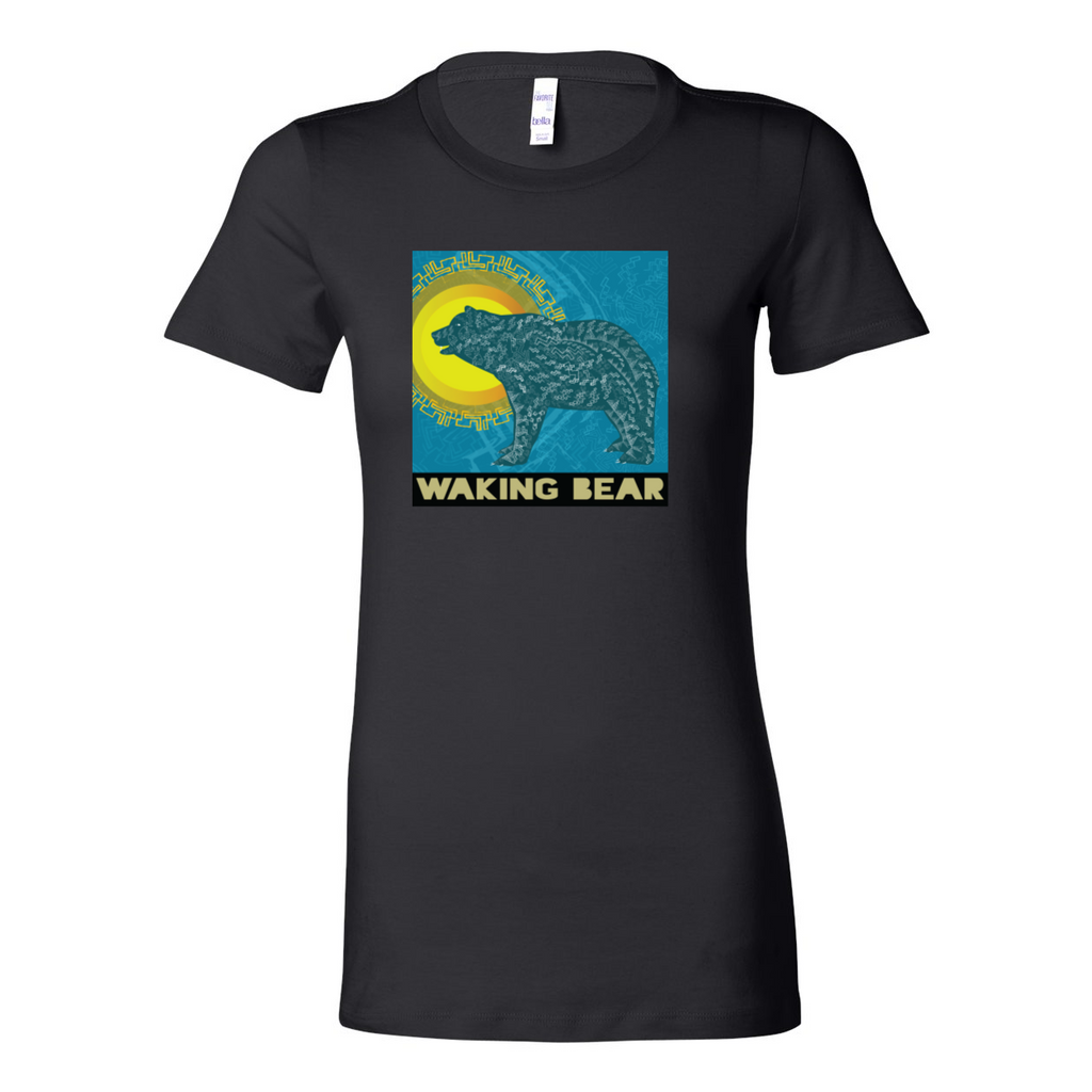 Women's Waking Bear Favorite Tee