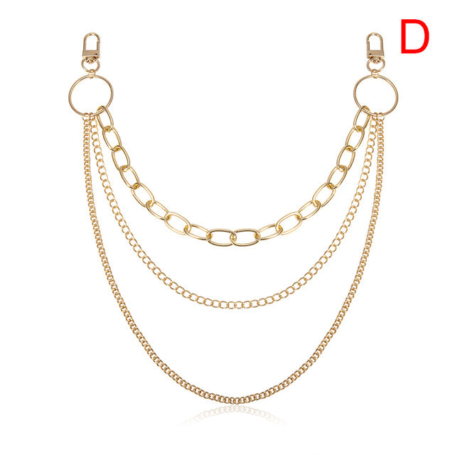 Long Chain Metal