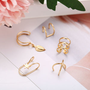 Ear Cuffs Earrings