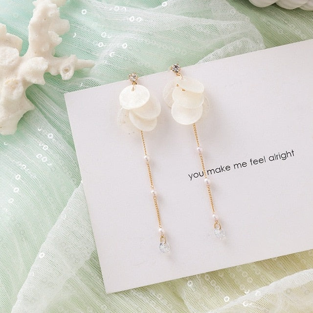 Sweet Shell D'oreille Earrings
