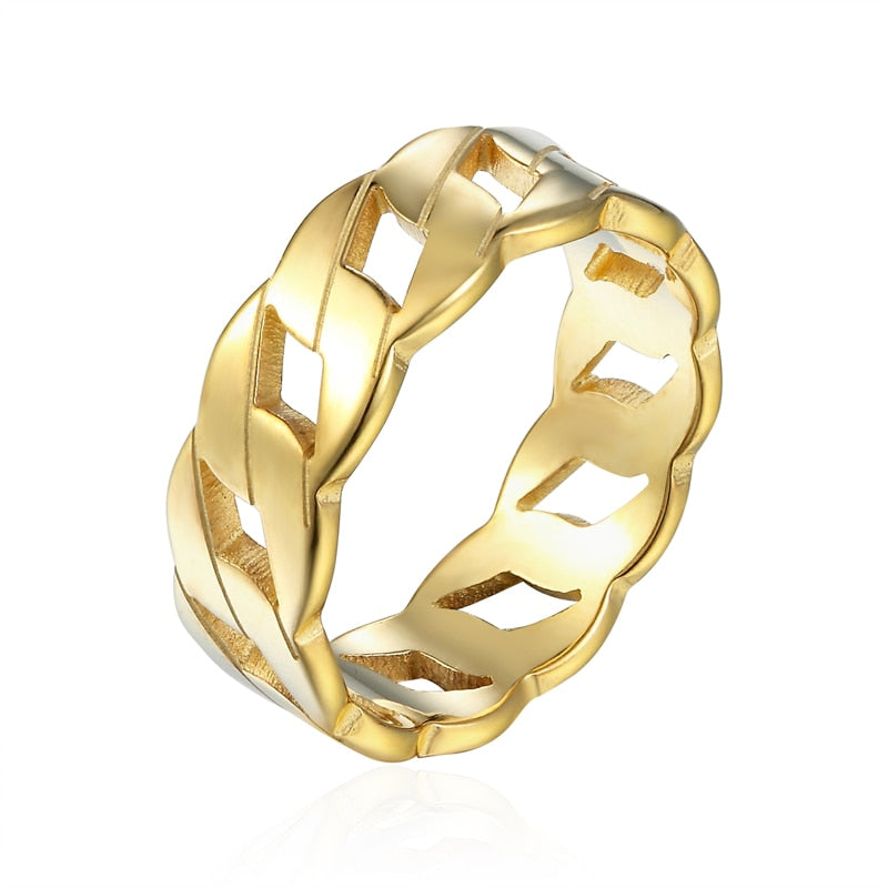 Connection Pattern Ring