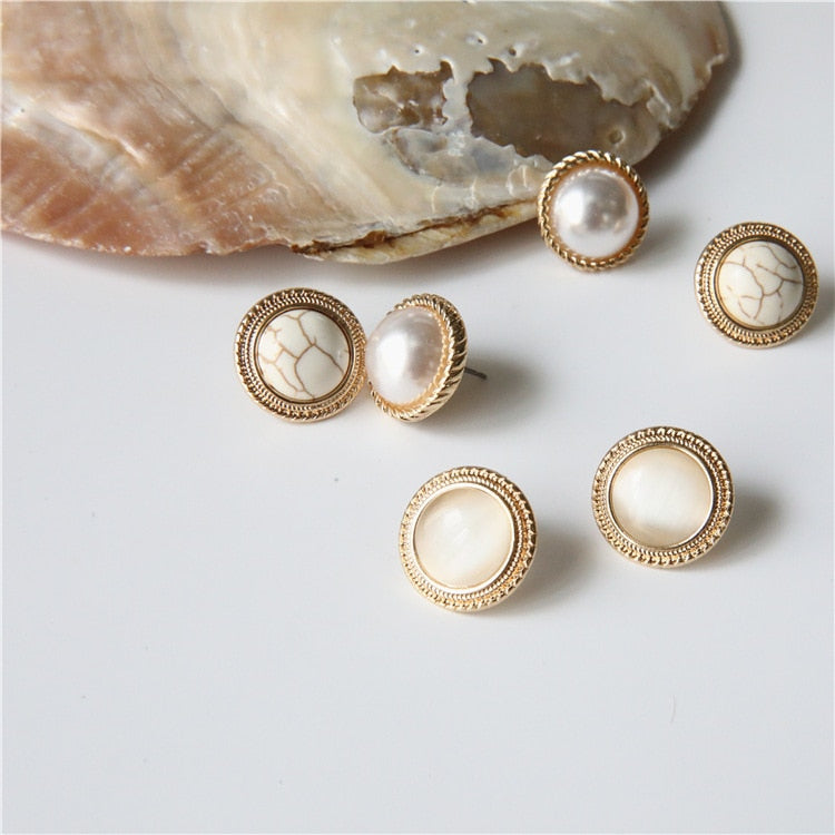 Japan Vintage Earrings