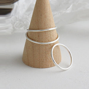 Curve Wave Ring
