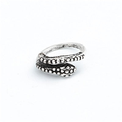 Stereoscopic Snake Rings