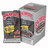 BACKWOOD BLACK 'n SWEET  5PK