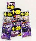 4 KINGS NAPA GRAPE 4/99¢