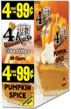 4 KINGS PUMPKIN 4/99¢