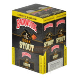 BACKWOOD DARK STOUT SINGLES 24CT