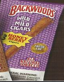 BACKWOOD HONEY BERRY 3PK