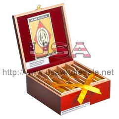 CAO Gold Label Robusto Glass Tubos 5x50 Cigars 10PK