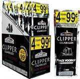 CLIPPER  BLACK 4/99¢
