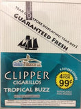 CLIPPER TROPICAL BUZZ 4/99¢