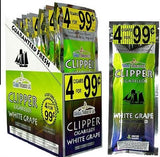 CLIPPER WHITE GRAPE 4/99¢
