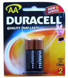 DURACELL AA 2PK -12CT -24 BATTERIES