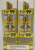 WHITE OWL GOLD 2/99¢