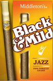 BLACK & MILD JAZZ 79¢ 25CT
