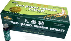 Red Panax Ginseng Extract 6000mg (10 ml x 30 Bottles)