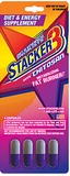 STACKER 3 DIET & ENERGY SUPPLEMENT WITH CHITOSAN 4CAPS 24 PK