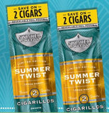 SWISHER SUMMER TWIST 2PK NO PRICE