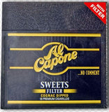 AL-CAPONE FILTER SWEETS COGNAC DIPPED 10/10PK
