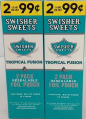SWISHER TROPICAL FUSION 2/99¢