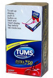 TUMS EXTRA STRENGHT 750 CHERRY 12CT