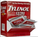 TYLENOL 2PK EXTRA STRENGTH 25CT