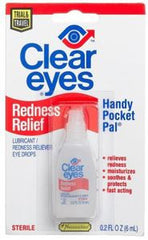 CLEAR EYES 6CT