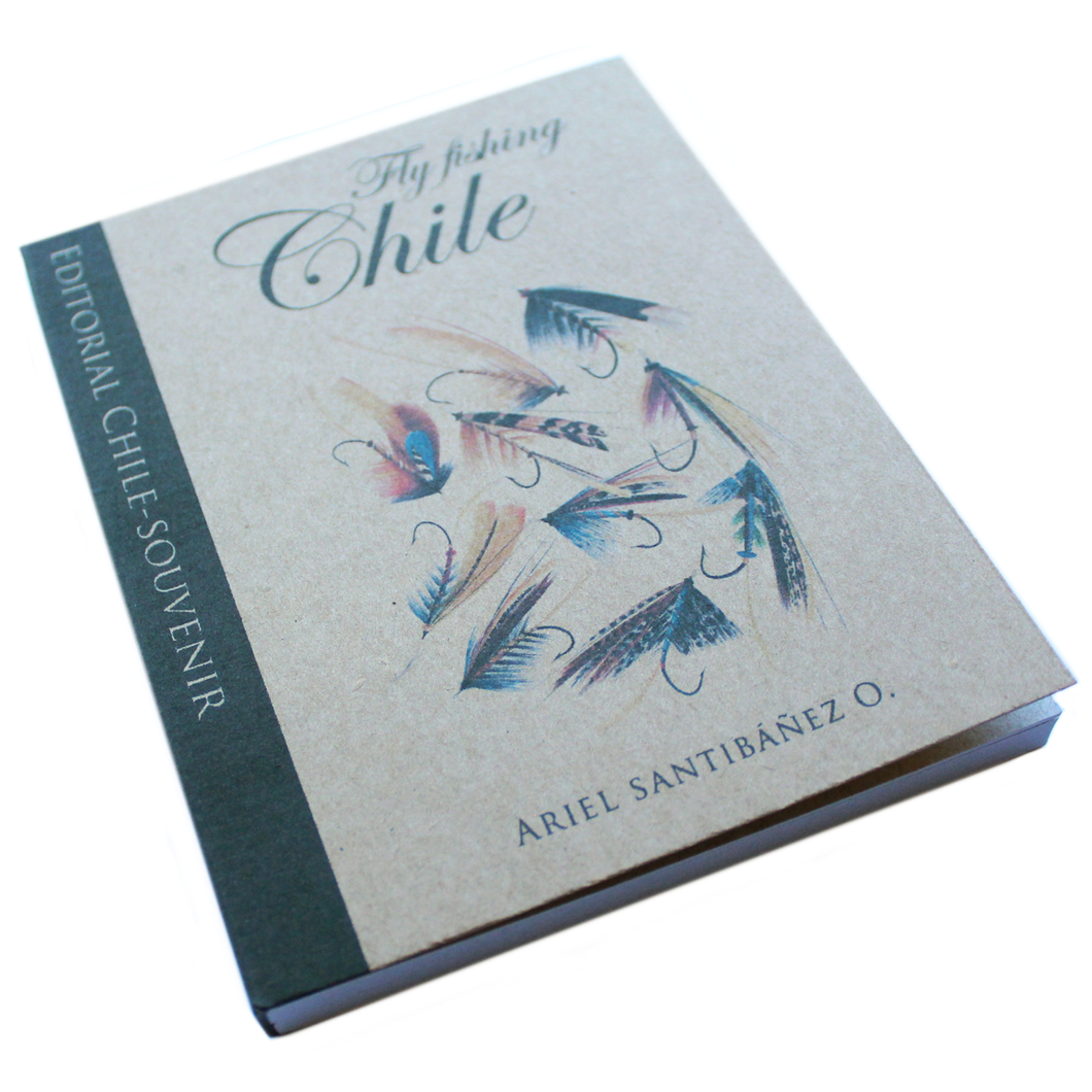 Libreta fly fishing Chile moscas