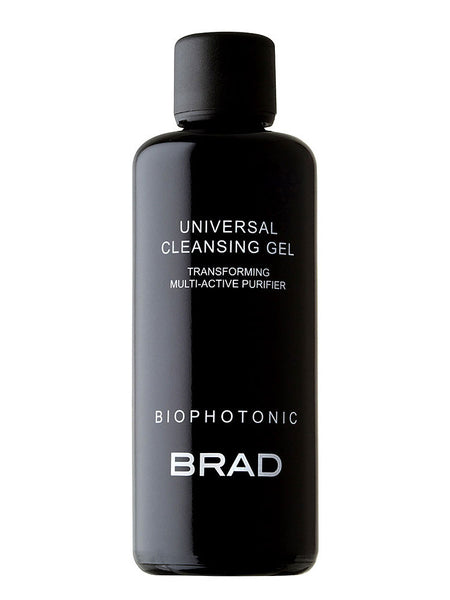 NEW UNIVERSAL CLEANSING GEL TRANSFORMING MULTI-ACTIVE PURIFIER - BRAD BIOPHOTONIC skin care