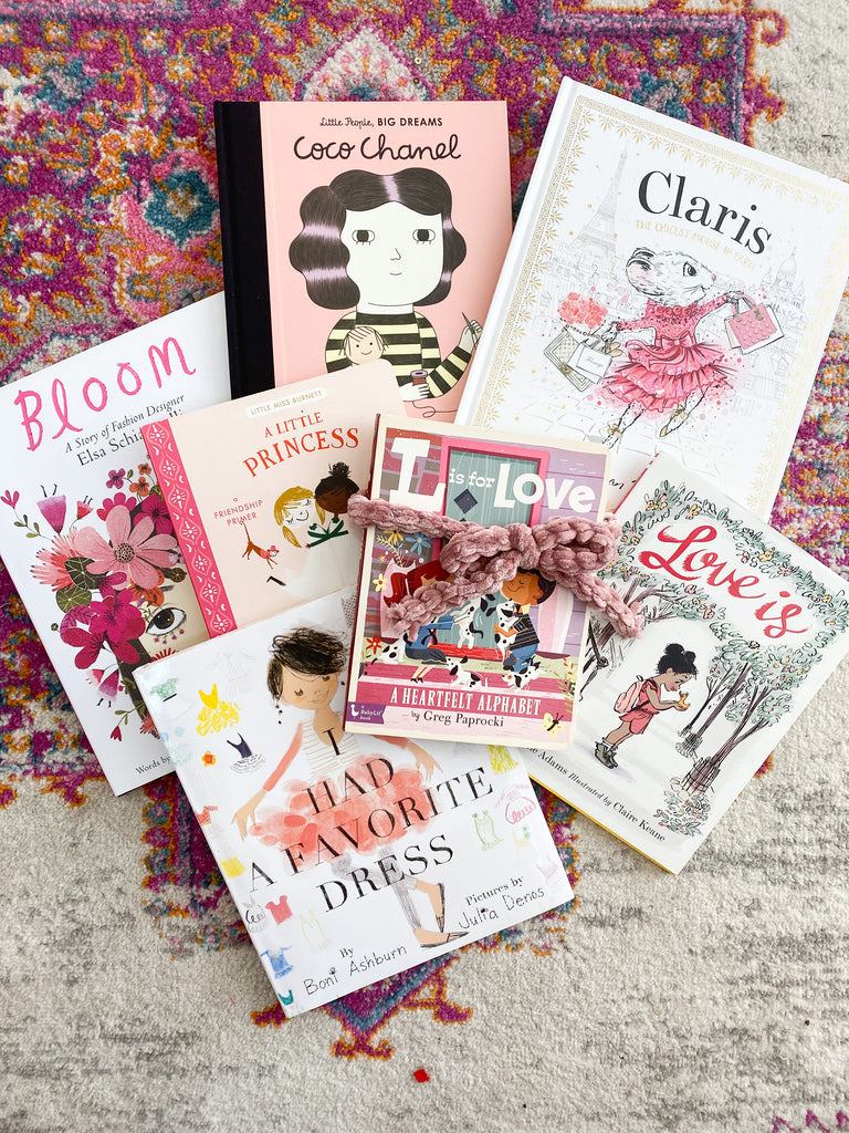 VALENTINES BOOK FAVORITES