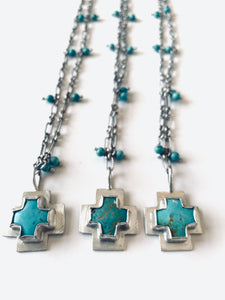 Cross Necklace #2