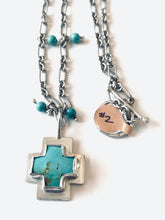 Load image into Gallery viewer, Cross Necklace #2