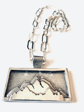 Load image into Gallery viewer, Mountain Necklace #1
