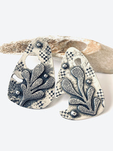 Wabi Sabi Earrings #3