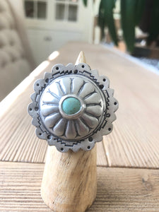 Concho Ring #3