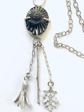 Load image into Gallery viewer, Ammonite Necklace #1
