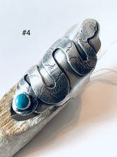 Load image into Gallery viewer, Boho Snake Ring #4